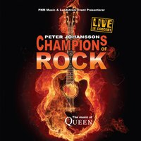 Champions of Rock — Peter Johansson