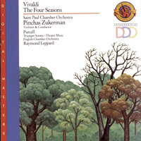 Vivaldi: The Four Seasons and other Baroque Works — English Chamber Orchestra, John Wilbraham, Pinchas Zukerman, Raymond Leppard, The Saint Paul Chamber Orchestra