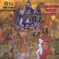 Hip Hop Halloween Haunted House Party — D1