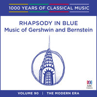 Rhapsody In Blue: Music Of Gershwin And Bernstein — сборник