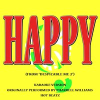 "Happy (From ""Despicable Me 2"") — Hot Beatz"