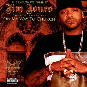 Jim Jones - On My Way To Church Dr. Benjamin Chavis Muhammad
