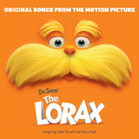 Dr. Seuss' The Lorax - Original Songs From The Motion Picture — сборник