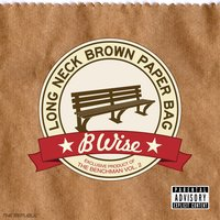 Long Neck Brown Paper Bag — B Wise