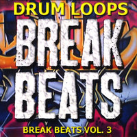Break Beats Vol. 3 — Drum Loops