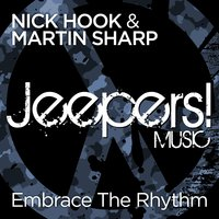 Embrace the Rhythm — Nick Hook, Martin Sharp
