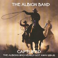 Captured — The Albion Band
