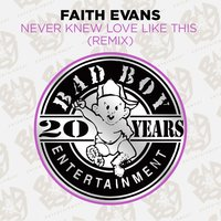 Never Knew Love Like This — Faith Evans