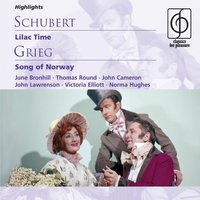 Schubert: Lilac Time; Grieg: Song of Norway — Франц Шуберт, Эдвард Григ, Michael Collins & His Orchestra