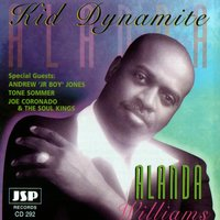 Kid Dynamite — Alanda Williams
