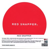 Red Snapper — Red Snapper