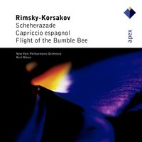 Rimsky-Korsakov : Scheherazade, Capriccio espagnol & Flight of the Bumblebee  -  Apex — Glenn Dicterow, Kurt Masur & New York Philharmonic Orchestra, New York Philharmonic Orchestra, Kurt Masur