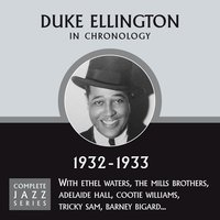 Complete Jazz Series 1932 - 1933 — Duke Ellington