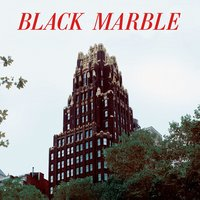 Weight Against The Door — Black Marble