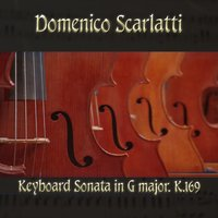 Domenico Scarlatti: Keyboard Sonata in G major, K.169 — Доменико Скарлатти, The Classical Orchestra, John Pharell, Michael Saxson