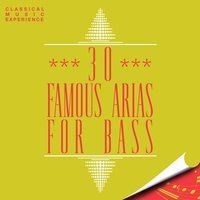 Classical Music Experience - 30 Famous Arias for Bass — сборник