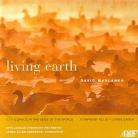 Living Earth — Appalachian Symphony Orchestra, James Allen Anderson