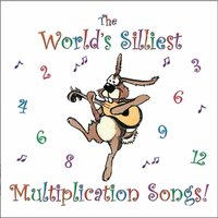 The World's Silliest Multiplication Songs — Brent Holmes