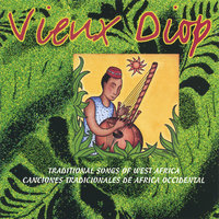 Traditional Songs of West Africa — Vieux Diop