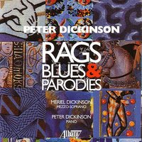 Rags, Blues and Parodies — Peter Dickinson