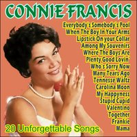 Connie Francis - 20 Unforgettable Songs — Connie Francis