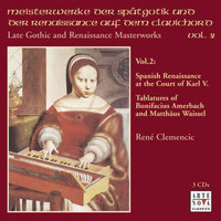 Works For Clavichord Vol. 2 — René Clemencic