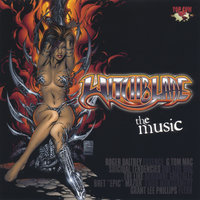 Witchblade The Music — Roger Daltrey, G Tom Mac, Suicidal Tendencies, Grant-Lee Phillips