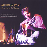 Concert at St. Olaf College — Michael Gulezian