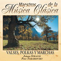 Maestros de la musica clasica - Valses, Polkas y Marchas. Johann Strauss / Peter Tchaikovsy — The Royal Clasical Orchestra