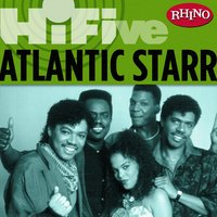Rhino Hi-Five: Atlantic Starr — Atlantic Starr