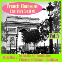 French Chansons the Very Best of, Volume 3 — сборник