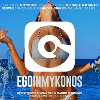 Ego in Mykonos Selected by Tommy Vee & Mauro Ferrucci — сборник