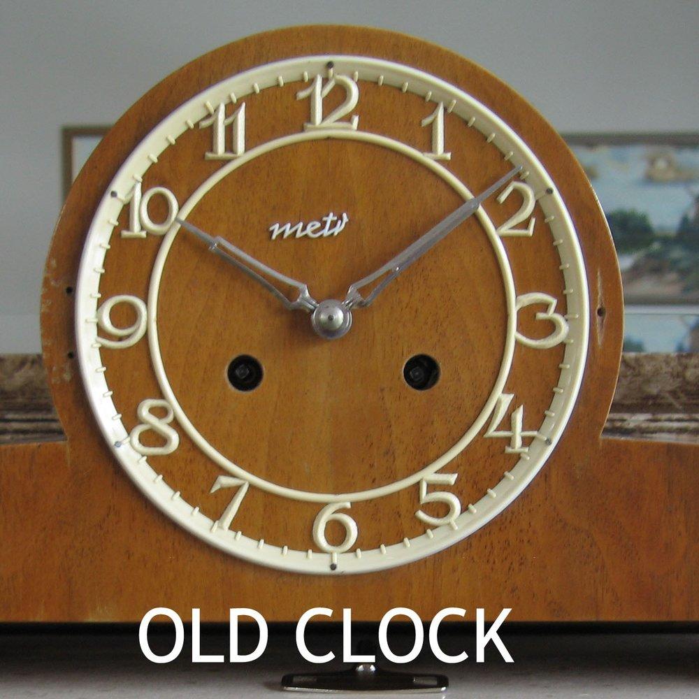 Mr  Old Clock — слушать онлайн на Яндекс Музыке
