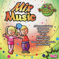 Music Mix Vol. 1- Baby Dance Party — сборник