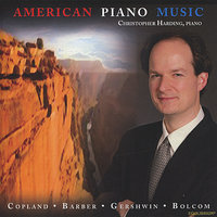 American Piano Music — Samuel Barber, Christopher Harding