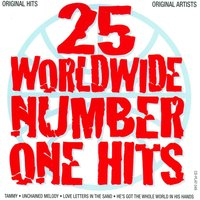 25 Worldwide Number One Hits — The Four Aces