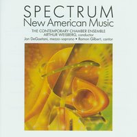 Spectrum: New American Music — The Contemporary Chamber Ensemble