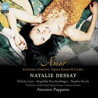 Strauss : Amor - Opera scenes & Lieder — Рихард Штраус, Orchestra of the Royal Opera House, Covent Garden, Natalie Dessay/Dame Felicity Lott/Sophie Koch/Orchestra Of The Royal Opera House, Covent Garden/Angelika Kirchschlager/Antonio Pappano
