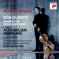 R. Strauss: Don Quixote & Cello Sonata — Maximilian Hornung