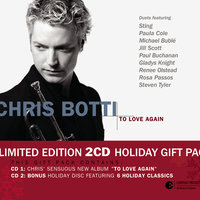 To Love Again - Holiday Gift Pack — Chris Botti