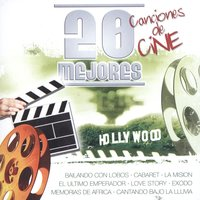 20 Mejores Canciones De Cine Vol. 1 (The Best 20 Film Songs) — Orquesta Chanaton