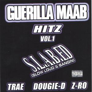 Guerilla Maab, Z-RO, Trae, Dougie D - Unknown (S.L.A.B.ed)