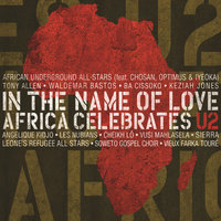 In The Name Of Love: Africa Celebrates U2 — сборник