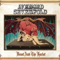 Beast And The Harlot (U.K. 2-Track) — Avenged Sevenfold