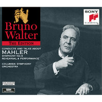 Mahler: Symphony No. 9 & Bruno Walter Interview — Bruno Walter