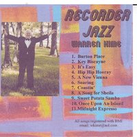 Recorder Jazz — Warren Kime