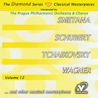 The Diamond Series: Volume 12 — The Prague Philharmonic Orchestra, Johnann Mertz