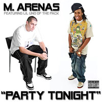 Party Tonight - Single — M. Arenas