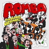 Rombo EP — The Bloody Beetroots