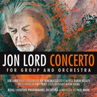 Concerto For Group And Orchestra — Jon Lord, Royal Liverpool Philharmonic Orchestra, Paul Mann, Jon Lord & Royal Liverpool Philharmonic Orchestra & Paul Mann
